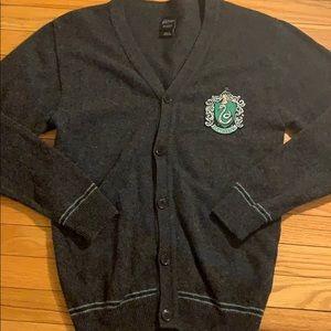Harry Potter Slytherin Sweater Medium